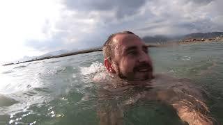В поисках Карадагского Змея. Плаваю на Меганоме. Крым 2019