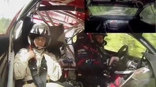 Mikko Eskelinen - WRC-kyyditys 2016