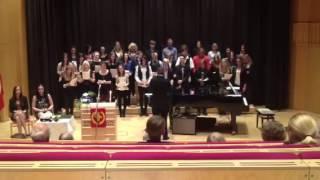 Finlandia-hymnen - Korsholms Gymnasiums Körkus