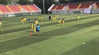 Thầy Park - Quang Hải và U22 Việt Nam tập buổi cuối trước SEA Games 30