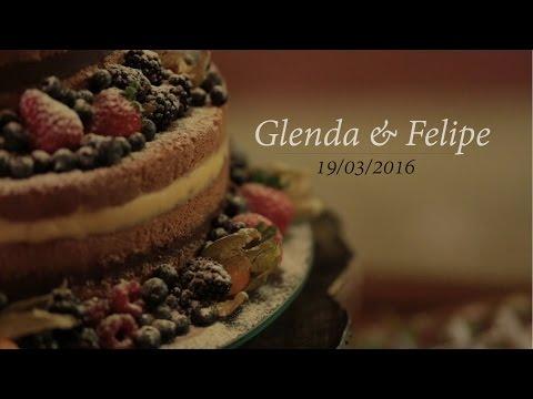 Glenda & Felipe - por Acesso Audiovisual - Espaço Green Park - 19/03/2016 - (Cerimônia na Íntegra)