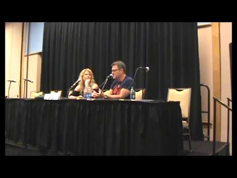 Mary E. McGlynn & Steve Blum Friday Panel Metrocon 2017