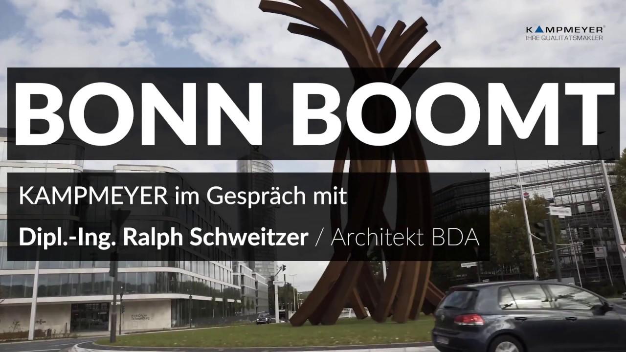 Architekt Bonn bonn boomt architekt ralph schweitzer im