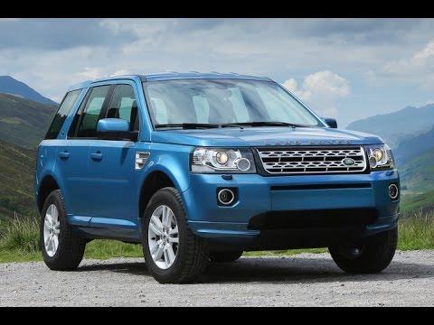 Land Rover LR2 2015 Car Review