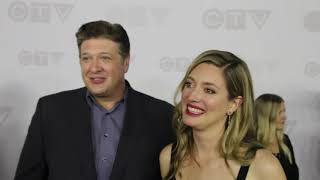 Chat w Actors Lance Barber and Zoe Perry  on Young Sheldon season 2 on CTV