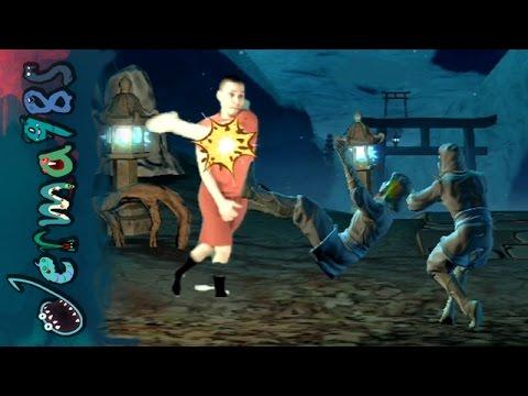 Kung Fu Chroma Key