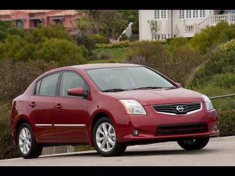 2011 Nissan Sentra Review, Walk Around, Start Up & Rev, Test Drive