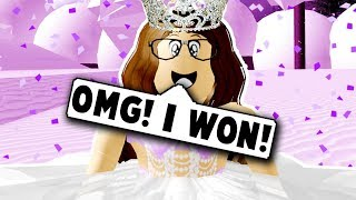 I WON PROM QUEEN AT MY FIRST PROM! (Roblox Royal High) Roblox Roleplay