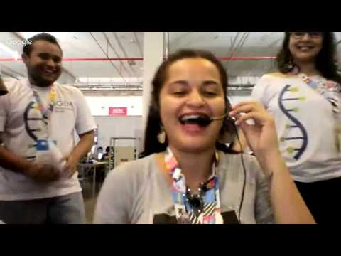 Thumbnail: 1º dia da Campus Party Brasília - Live