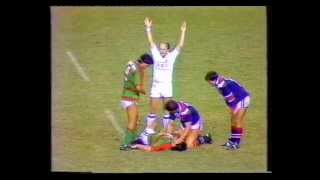 1989 Round 1 Eastern Suburbs (Sydney) Roosters vs South Sydney