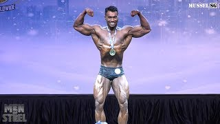 Scitec Men Of Steel 2019 - Men's Classic Physique  Over-180cm
