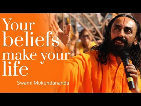Beliefs Make Life Success or Failure : How to make better decisions Part 5 - Swami Mukundananda