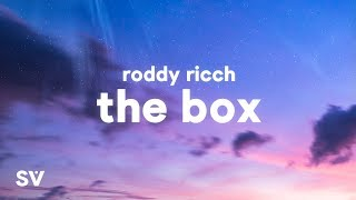 Baixar Roddy Ricch - The Box (Lyrics)