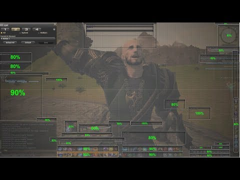 Final Fantasy XIV UI Rationale - HUD Layout - Why and How to use it!