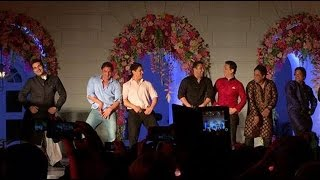 Salman Khan's Exclusive Performance At Arpita's Wedding!