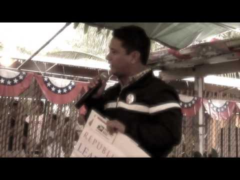 Guam Senatorial Candidate Wil Castro on Education