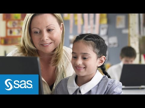 Delivering Better Education Policies and Programs with SAS