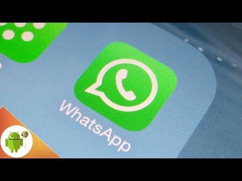 Whatsapp Silinen Mesajları Geri Getirme - 2018