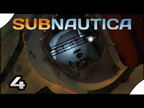 Subnautica || 4 || Sunken Lifepod