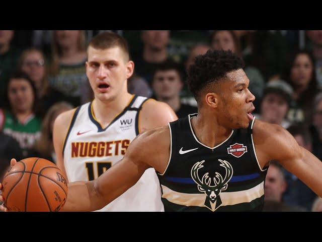 Milwaukee Bucks vs Denver Nuggets Full Game Highlights | January 31, 2019-20 NBA Season