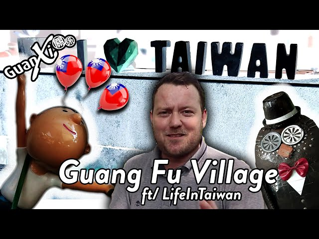 廢墟復興 Ruins To Renaissance - 光復新村 Guang Fu Village ft. LifeInTaiwan