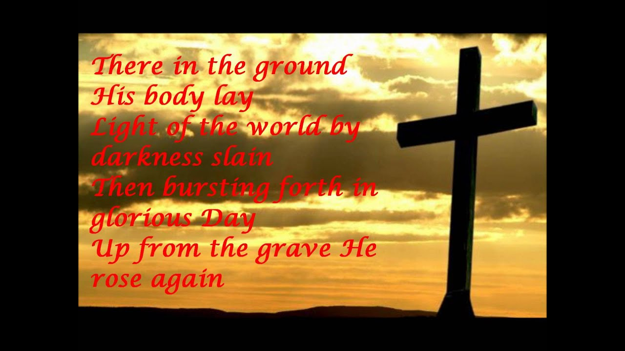 In Christ Alone (My Hope Is Found) Mp3 Download | Gospel
