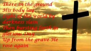 In Christ Alone by Natalie Grant Originally by Stuart Townend