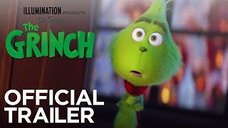 the grinch official trailer 2 hd