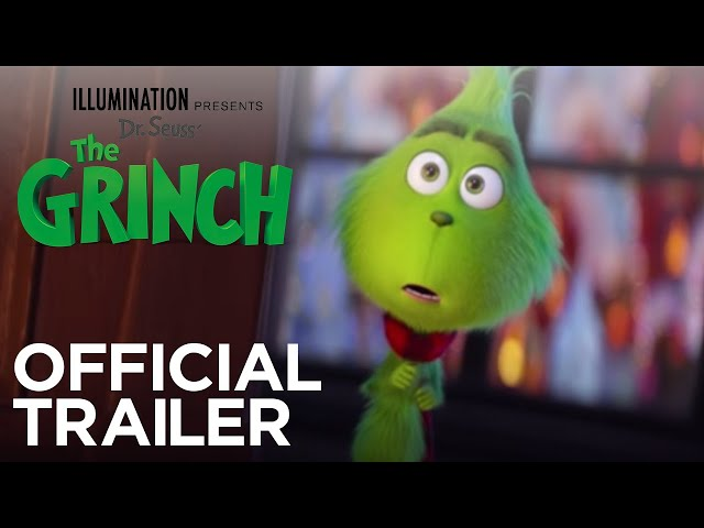 The Grinch | Official Trailer #2 | Illumination