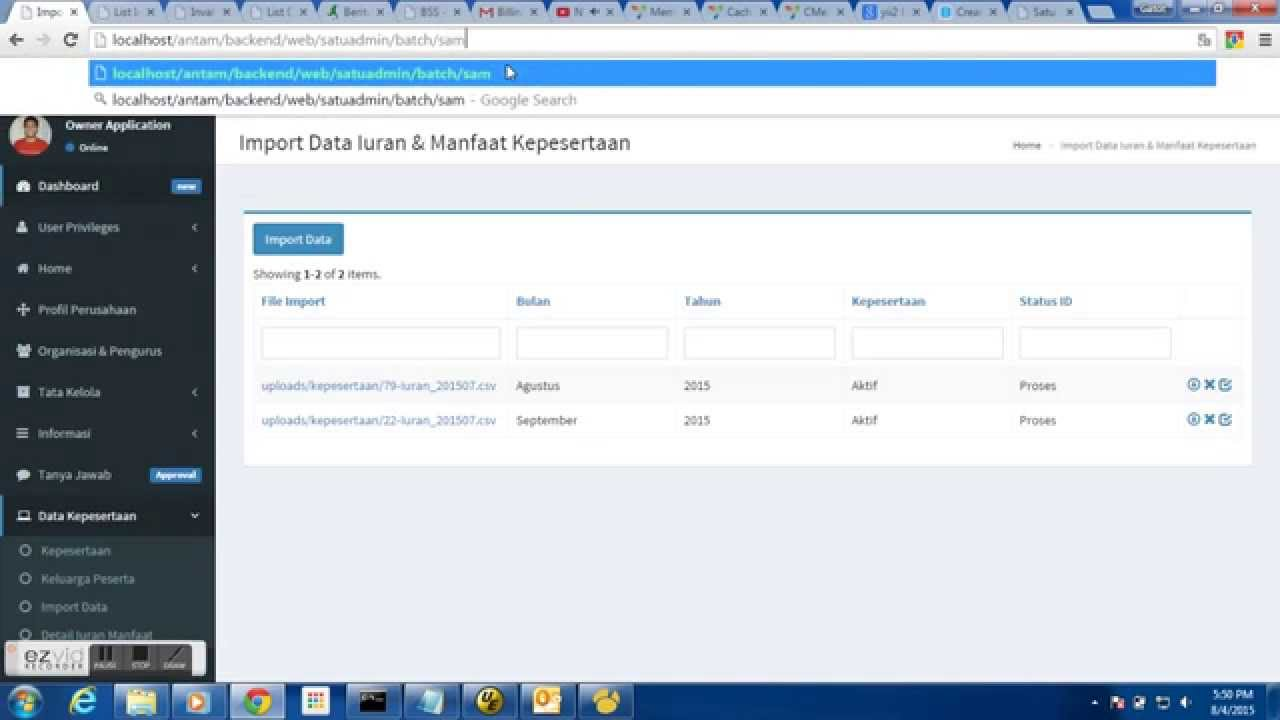 yii2 framework create pdf file using mpdf php class youtube