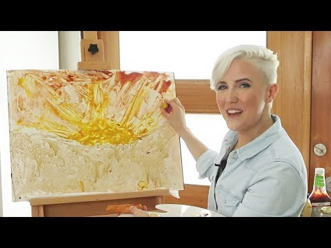 Painting With Hot Dogs With Hannah Hart thumbnail