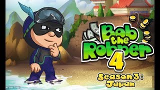 Bob the Robber 4 Season 3: Japan Full Gameplay Walkthrough