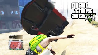 GTA 5 Online Lui and Droidd
