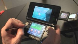Steel Diver 3DS Gameplay