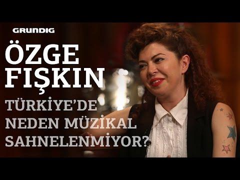 Özge Fışkın - Türkiye'de Neden Müzikal Sahnelenmiyor? / #akustikhane #sesiniaç
