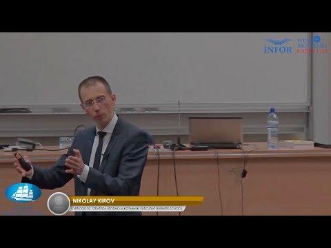 """Nikolay Kirov """"Dlaczego szkolenia nie działają"""""""