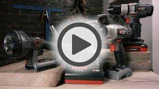Porter Cable 18V Lithium –Tool Combo Kit- Pep Boys