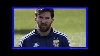 La decisión que tomó Messi para llegar al Mundial de Rusia - Noticias