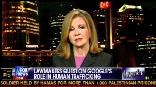 Blackburn Discusses Efforts to Curtail Online Human Trafficking