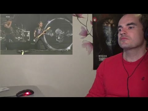 Avenged Sevenfold - Burn It Down Live Reaction