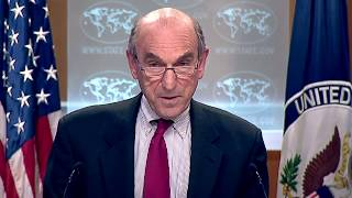 US will continue 'actions' against Maduro, says envoy