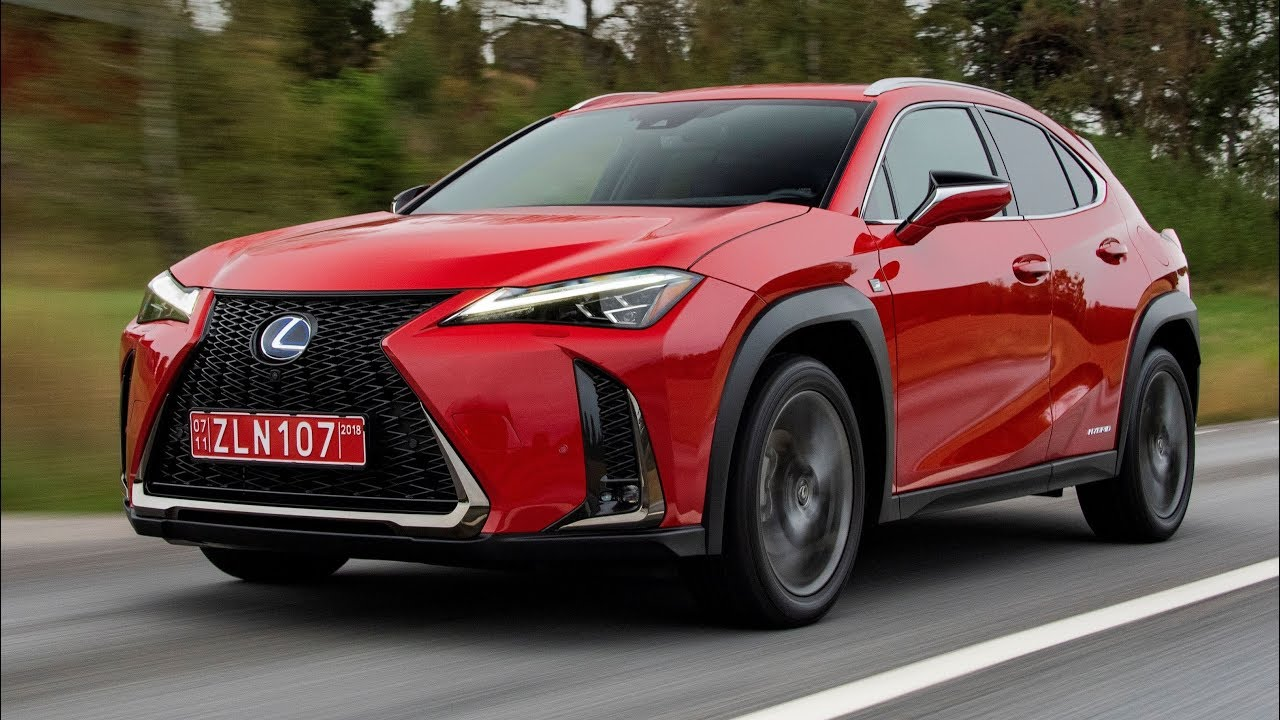 2019 lexus ux 250h f sport interior exterior and drive youtube. Black Bedroom Furniture Sets. Home Design Ideas