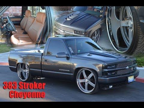 Cheyenne 383 Stroker