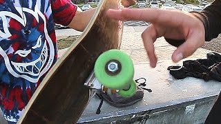 WORST BEARINGS AT THE SKATEPARK