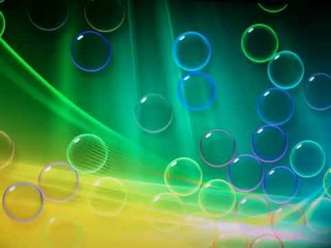 Screen Saver Bubbles - YouTube