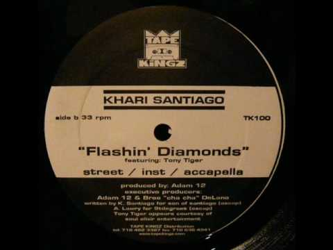 Khari Santiago - Submariner / Flashin Diamonds