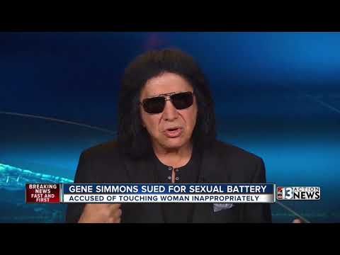 Gene Simmons sued for sexual battery Mp3