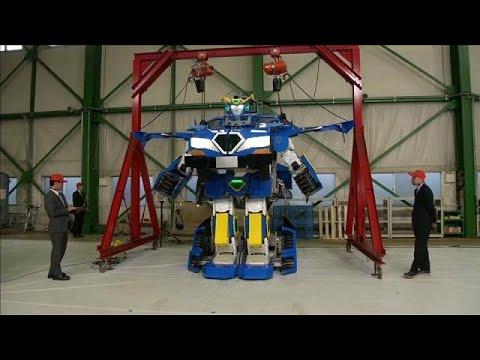من وحي الخيال العلمي: روبوت يتحول إلى سيارة مأهولة في دقيقة واحدة  - نشر قبل 4 ساعة