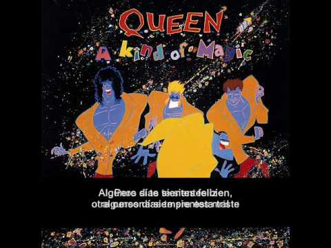 Queen - Pain Is So Close To Pleasure (Subtitulos en Español)