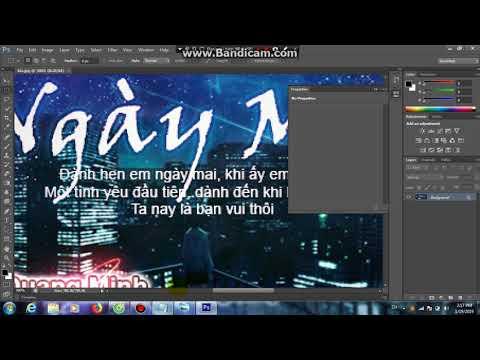 Cách làm nét ảnh bằng Photoshop CS6